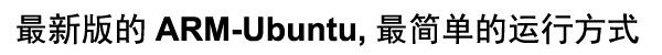 最新版本的Ubunto-0910,拷贝即可运行